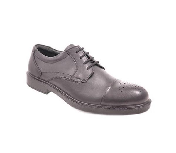 کفش مردانه شیفر مدل 7401F مشکی