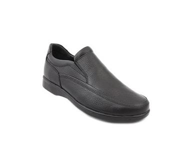 کفش مردانه شیفر مدل 7193A مشکی