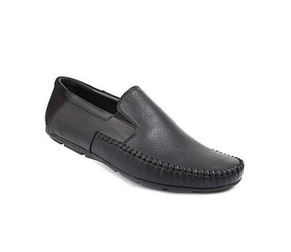 کفش مردانه شیفر مدل 7177A مشکی