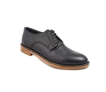 کفش مردانه شیفر مدل 7175A مشکی