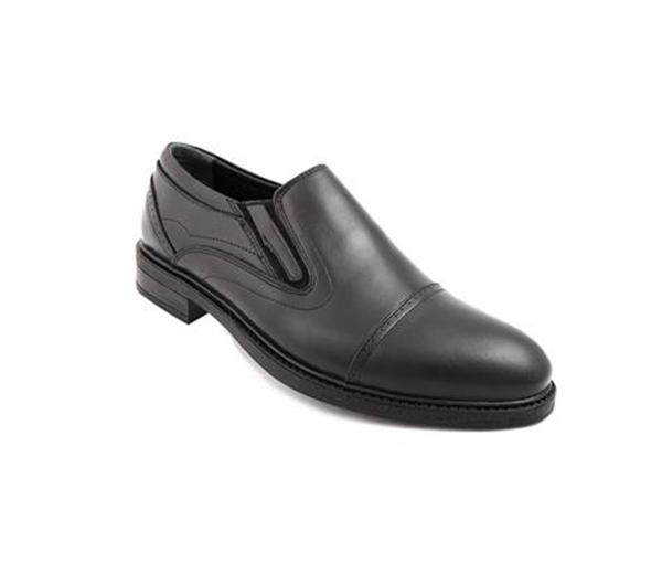 کفش مردانه شیفر مدل 7162B مشکی