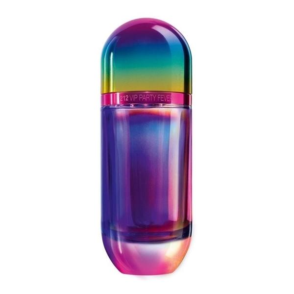 تصویر ادو تویلت زنانه کارولینا هررا مدل VIP 212 Party Fever حجم 80 میلی لیتر