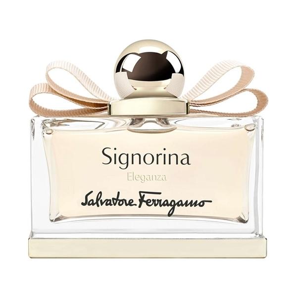 تصویر ادو پرفیوم زنانه سالواتوره فراگامو مدل Signorina Eleganza حجم 100 میلی لیتر