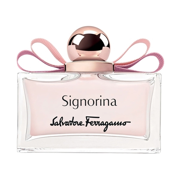تصویر ادو پرفیوم زنانه سالواتوره فراگامو مدل Signorina حجم 100 میلی لیتر