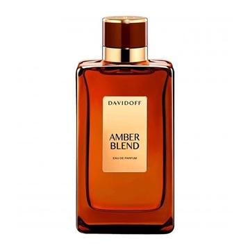 تصویر ادو پرفیوم داویدف مدل Amber Blend حجم 100 میلی لیتر