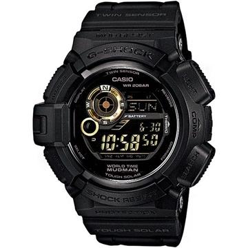 ساعت مچی دیجیتالی کاسیو سری جی شاک مدل G-9300GB-1DR