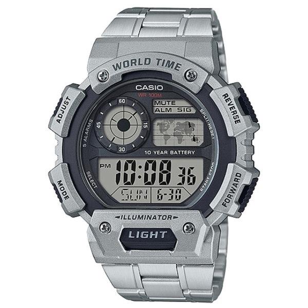 ساعت مچی دیجیتالی مردانه کاسیو مدل AE-1400WHD-1AVDF