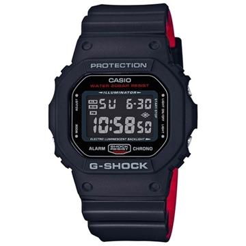 ساعت مچی دیجیتالی کاسیو جی شاک مدل DW-5600HR-1DR