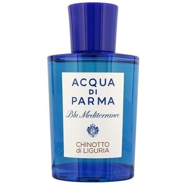 تصویر ادو تویلت مردانه آکوا دی پارما سری Blu Mediterraneo مدل Chinotto Di Liguria حجم 75 میلی لیتر