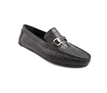 کفش مردانه شیفر مدل 7167A مشکی