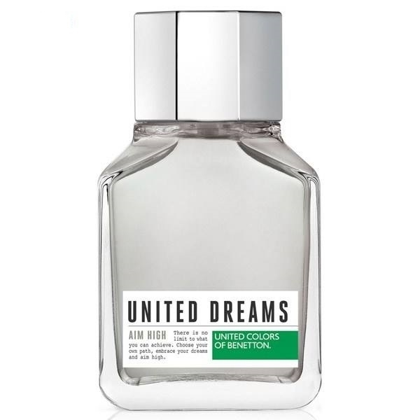 تصویر ادو تویلت مردانه بنتون مدل United Dreams Men Aim High حجم 100 میلی لیتر