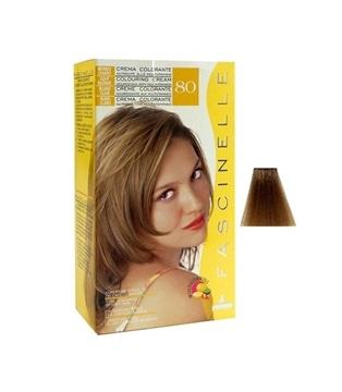 تصویر كيت رنگ مو فشینلی سری Blonde مدل بلوند نسكافه اي شماره 80