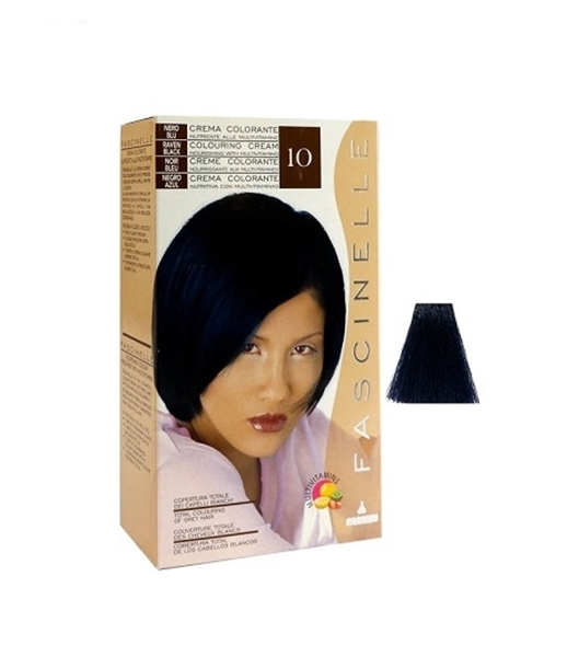 تصویر كيت رنگ مو فشینلی سری Natural مدل مشكي پركلاغي شماره 10