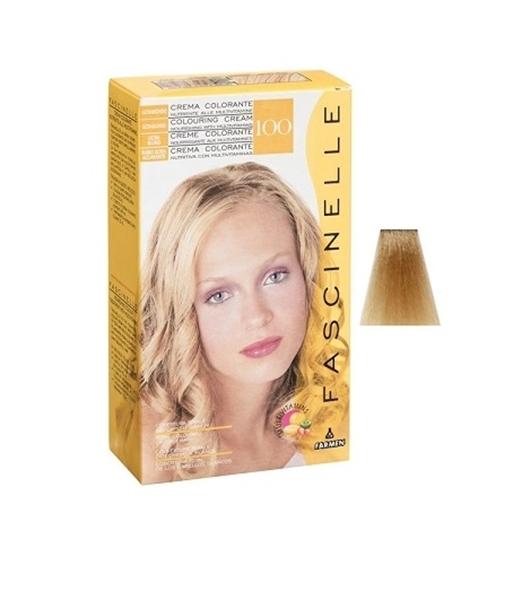تصویر كيت رنگ مو فشینلی سری Blonde مدل بلوند - پلاتيني شماره 100