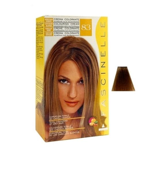 تصویر كيت رنگ مو فشینلی سری Blonde مدل بلوند كاراملي روشن شماره 83