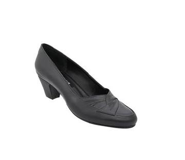 کفش زنانه شیفر مدل 5283B مشکی