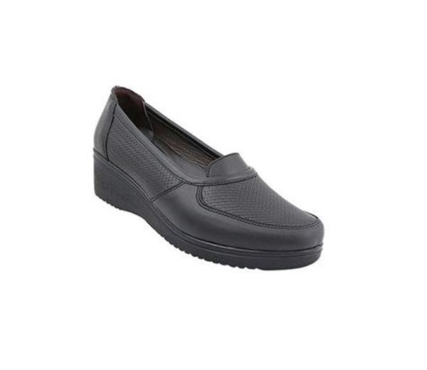 کفش زنانه شیفر مدل 5276A مشکی