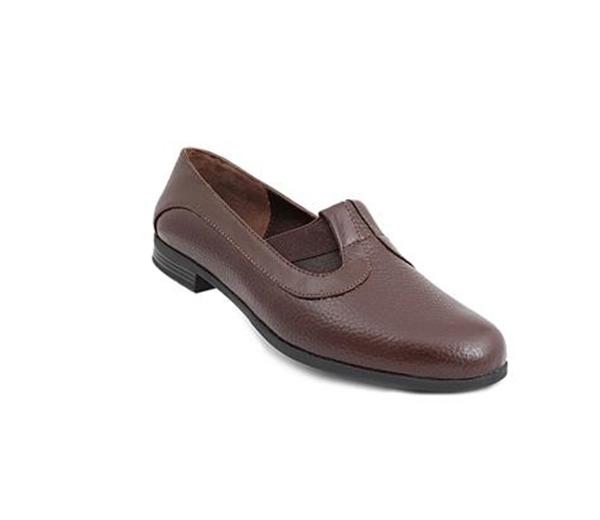 کفش زنانه شیفر مدل 5263D قهوه ای