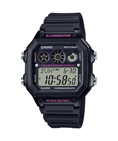 ساعت مچی مردانه کاسیو مدل AE-1300WH-1A2VDF