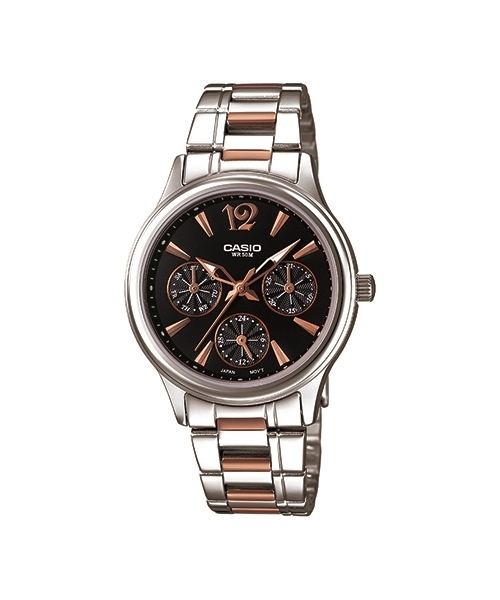 ساعت مچی زنانه کاسیو مدل LTP-2085RG-1A