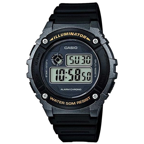 ساعت مچی کاسیو مدل W-216H-1BVDF